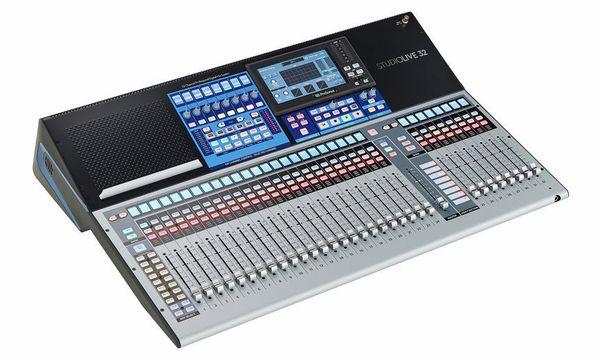 Presonus StudioLive 32 Series III