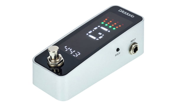 Daddario PW-CT-20 Chromatic Pedal TunerNeu