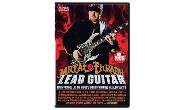 Guitar World Metal Thrash Lead Guitar