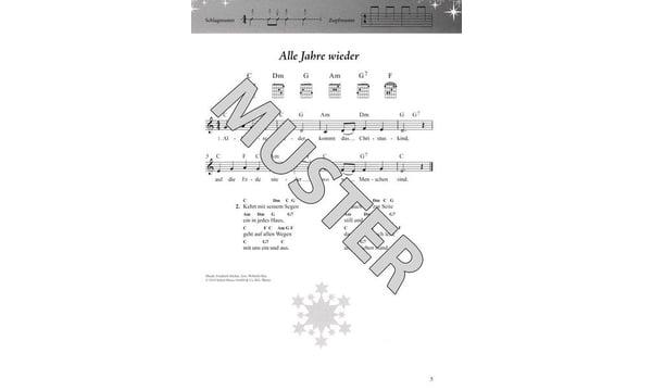 Oh Tannenbaum Gitarrennoten.Schott Weihnachtslieder Gitarre Xxl