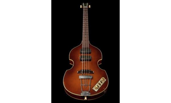 Hofner violin bass guitar