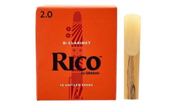 Rico Bb-Klarinette 2,5  Böhm D/'Addario Woodwinds