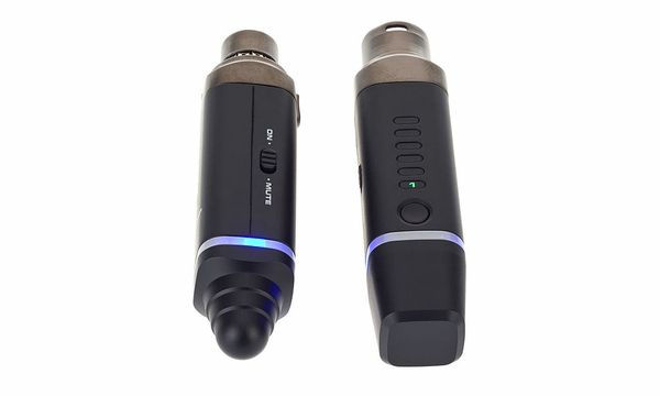 Nux B3 microphone wireless system