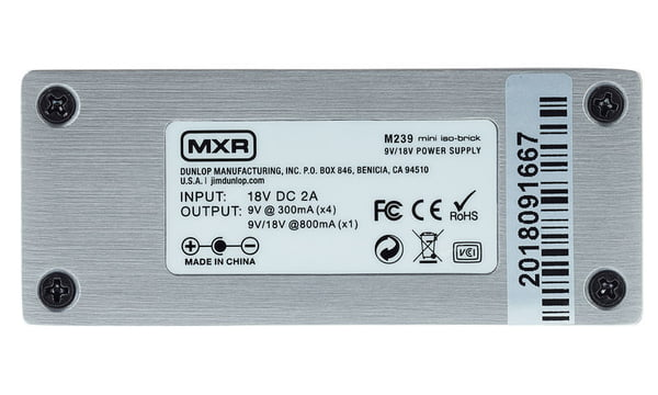 MXR M 239 Mini Iso-Brick