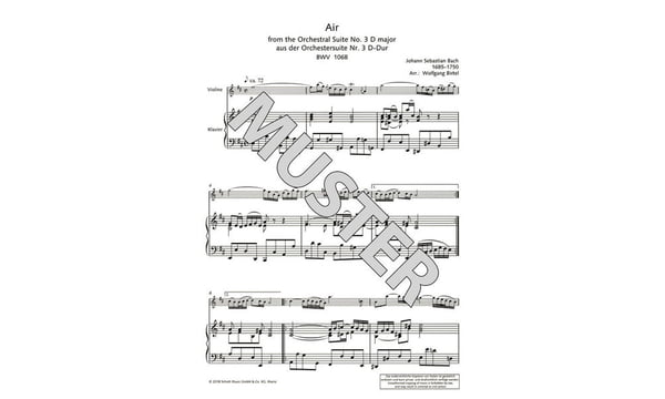 Schott Easy Concert Pieces Violin 3