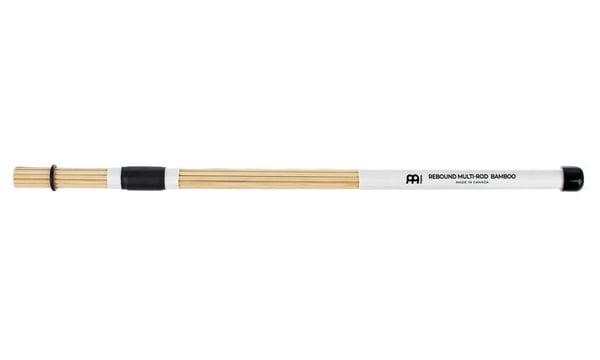 MEINL SB209 Stick /& Brush Bamboo Rebound Multi-Rod