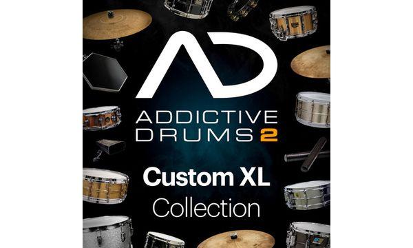 XLN Audio Addictive Drums 2 Custom XL