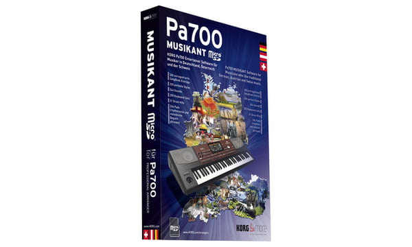 Korg PA-700 Musikant SD Dongle