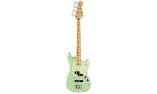 Fender LTD Offset Mustang Bass MN SFP