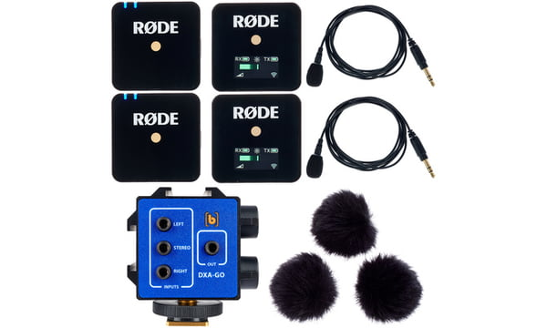 Rode Wireless GO – Thomann Norway