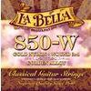 La Bella 850W Gold Nylon