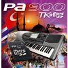 Korg PA-900 TK SD Dongle