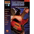 Hal Leonard Bass Play-Along Blues