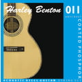 Harley Benton Coated Phosphor 011 Anti Rust