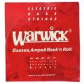 Warwick 46301 Red Strings Nickel