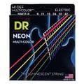 DR Strings HiDef Multi Color Neon E 9-42