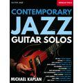 Berklee Press Contemporary Jazz Guitar Solos