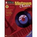 Hal Leonard Jazz Play-Along Motown Classic