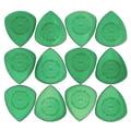 Dunlop Flow Jumbo Picks 2.00 green