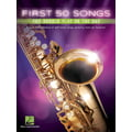 Hal Leonard 50 Songs You Should Sax.