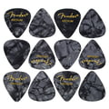 Fender Black Moto Pick Medium