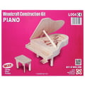 Quay Woodcraft Kit - Grand Piano