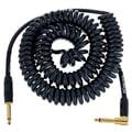 Kirlin Premium Coil Cable 6m Black