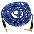 Kirlin Premium Coil Cable 6m Blue