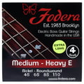 Fodera 4-String Set 45110 XL Nickel