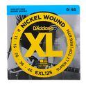 17. Daddario EXL125
