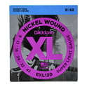 7. Daddario EXL120