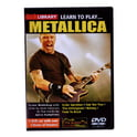 50. Music Sales Learn To Play Metallica 1