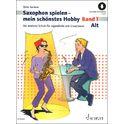1. Schott Saxophon Spielen Hobby A-Sax 1