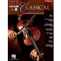 45. Hal Leonard Violin Play-Along Classical