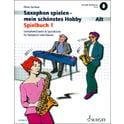 103. Schott Saxophon Spielbuch 1 A-Sax