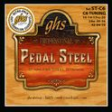 36. GHS Pedal Steel Set ST C6 Stainl.
