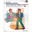 10. Schott Saxophon Spielen Hobby A-Sax 2