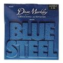 33. Dean Markley 2554 Blue Steel Electric CL