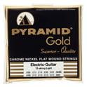 5. Pyramid Gold Nickel Flatwound 310/12