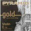 22. Pyramid Gold Violin Strings 4/4