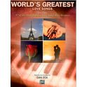 474. Alfred Publishing World´s Greatest Love Songs