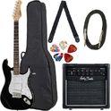 5. Thomann Guitar Set G13 Black