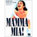 14. Wise Publications Mamma Mia Vocal Selections