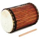 115. African Percussion Djunumba Bass Drum