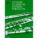 10. Universal Edition 125 Easy Classical Studies Fl