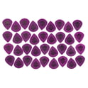 47. Dunlop Tortex Jazz H3 Pick Set Violet