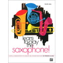 32. Alfred Music Publishing Learn to Play Saxophone 1