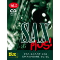 41. Edition Dux Sax Plus Vol.2 (Bb/Eb)