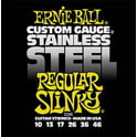 59. Ernie Ball 2246 Stainless Regular