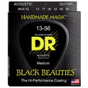 40. DR Strings Black Beauties BKA- 13